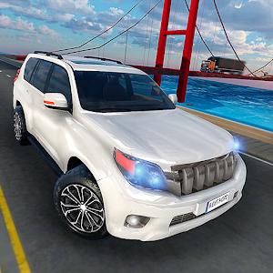 Prado Car Driving Simulator Games  Car Games 2021