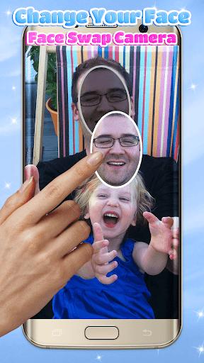 Change Your Face - Face Swap Camera Prank 2.4 Screenshots 5
