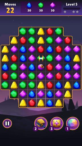 Jewel Quest - Magic Match 1.21 screenshots 1