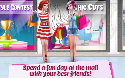 Shopping Mall Girl – Dress Up & Style Game Mod Apk 2.4.7 (Unlimited Money) 2