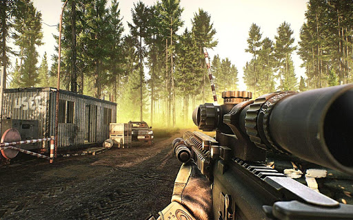 FPS Commando Mission: New Shooting Real Game 2021 screenshots 2