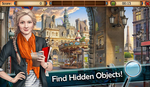 Mystery Society 2: Hidden Objects Games apkslow screenshots 17