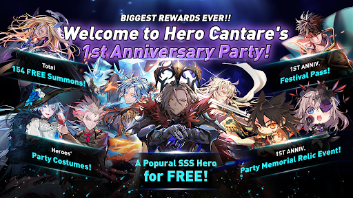 Hero Cantare with WEBTOONu2122  screenshots 2