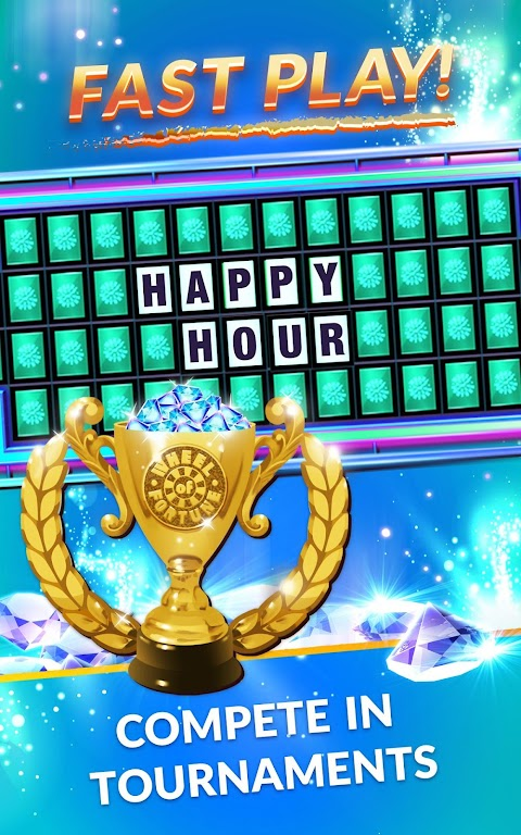 Wheel of Fortune: Free Play poster 14