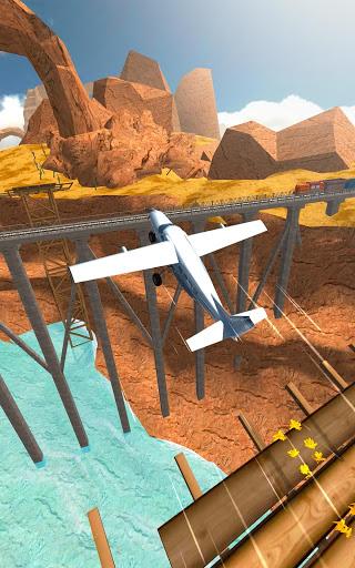 Crazy Plane Landing  screenshots 7