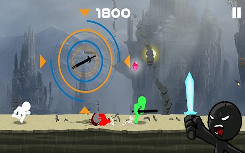 Stickman Fight Warrior Legends Hack Online [Android & iOS] 2