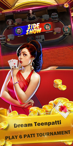 Dream Teenpatti 1.0.0 Screenshots 3