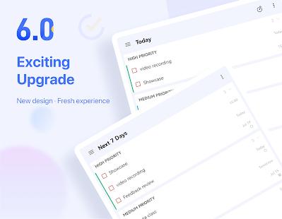 TickTick: ToDo List Planner, Reminder & Calendar 6.0.4.1 Screenshots 9