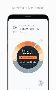QSun - Vitamin D, UV Index & Sun Exposure Tracker Screenshot