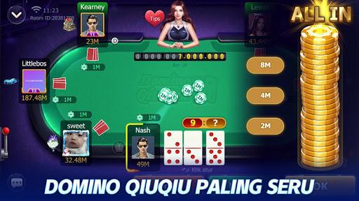 Domino QiuQiu 2020 - Domino 99 u00b7 Gaple online android2mod screenshots 14