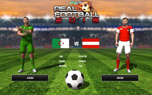 REAL FOOTBALL CHAMPIONS LEAGUE : WORLD CUP 2020 2.1.1 Screenshots 5