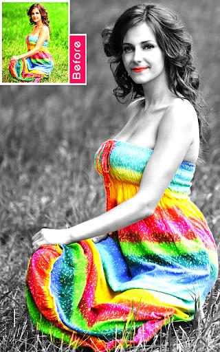 Color Splash Photo screenshot 2