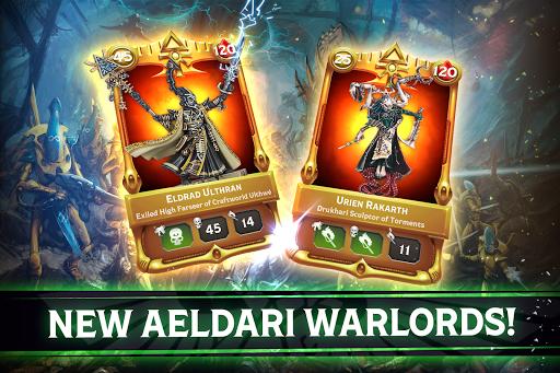 Warhammer Combat Cards - 40K Edition 31.1 screenshots 3