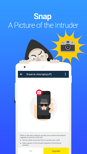 Vault - Hide Pics & Videos, App Lock, Free Backup Screenshots 4