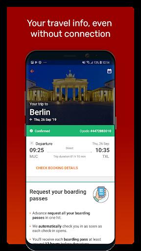 Opodo: Book cheap flights and travel deals screenshots 6