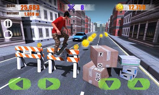 Street Skater 3D  screenshots 2