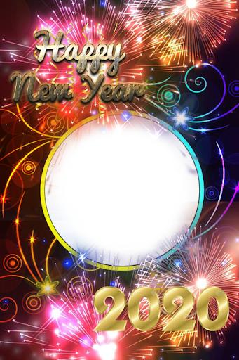 Happy New Year 2021 Photo Frames 1.0 Screenshots 1