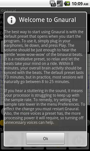 Gnaural for Android For PC Windows (7, 8, 10, 10X) & Mac Computer Image Number- 7