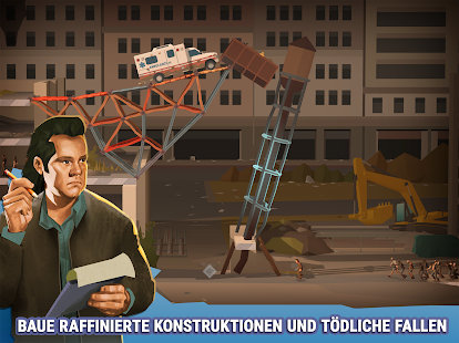 Bridge Constructor: The Walking Dead Screenshot