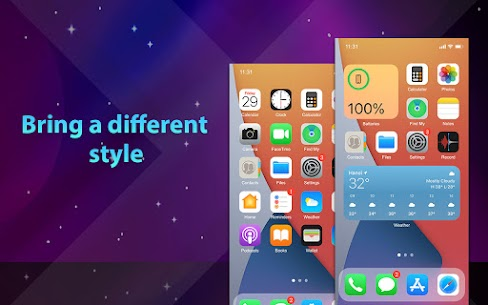 Phone 12 Launcher Mod Apk, OS 14 Launcher (Premium Unlocked) 9