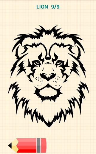 How to Draw Tattoos 5.1 Screenshots 12