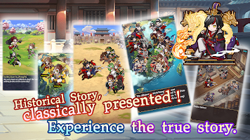 Luna Storia Three Kingdoms