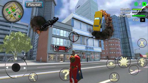 Amazing Powerhero : New York Gangster 1.0.6 screenshots 10