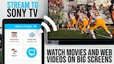 Video & TV Cast Pro for Sony TV | Cast Web Videosのおすすめ画像4