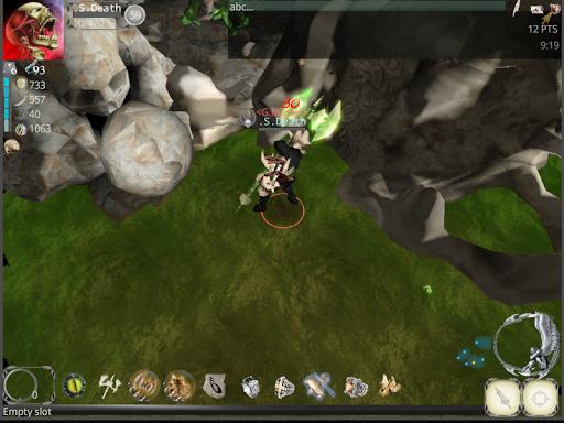 Pandum MMORPG Free to play 2.13.2 screenshots 1