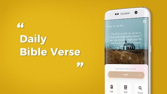Bible-Offline Free KJV Holy Bible App with Audio 3.1.2