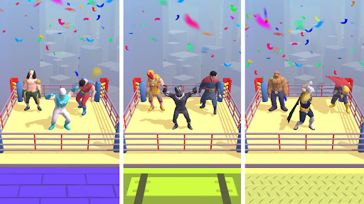 Superhero Run - Epic Transform Race 3D  screenshots 8