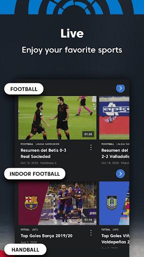 Foto do LaLiga Sports TV - Live Sports Streaming & Videos