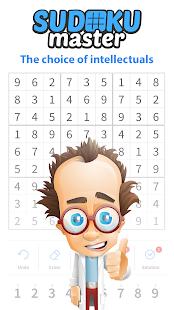 Sudoku Master - Free Classic Sudoku 2021