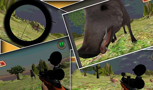 Animal Sniper Hunt 3D Hack Cheats (iOS & Android) 2