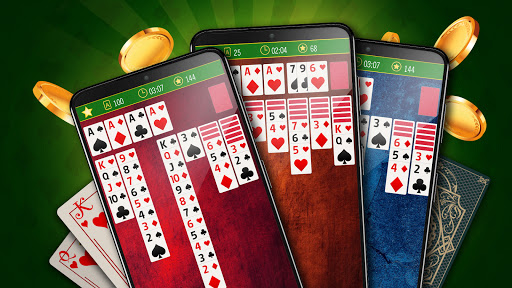 Klondike Solitaire - Classic Card Game  screenshots 6