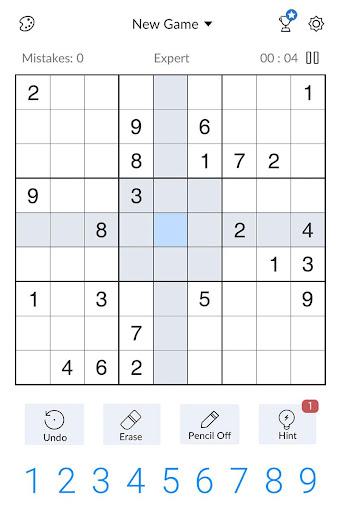 Sudoku - Free Classic Sudoku Puzzles 3.9.0 screenshots 18