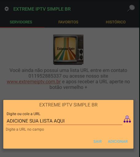 Foto do EXTREME IPTV SIMPLE BR