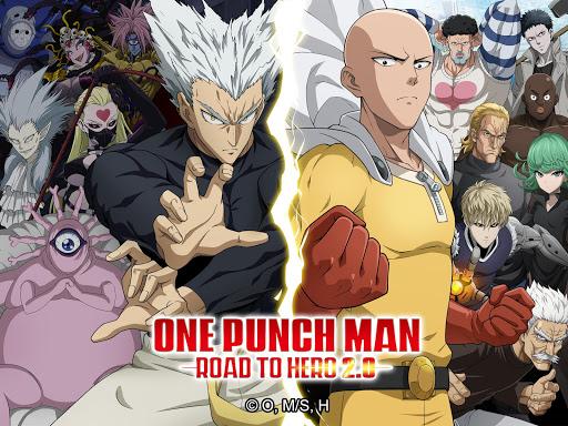 One-Punch Man: Road to Hero 2.0  Screenshots 9