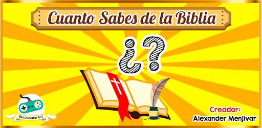 Cuanto Sabes De La Biblia Aplicaciones En Google Play