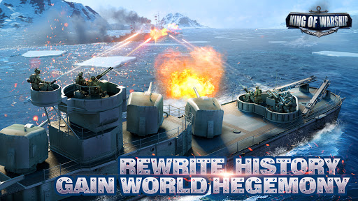 King of Warship: 10v10 Naval Battle 6.5.1 screenshots 6