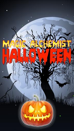 Magic Alchemist Halloween apkmartins screenshots 1