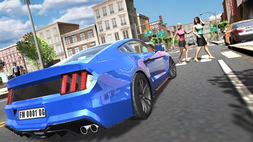 Muscle Car Mustang  screenshots 2