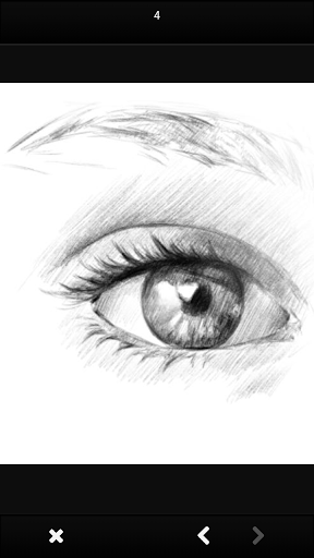 How to Draw Eyes Step by Step  Screenshots 4