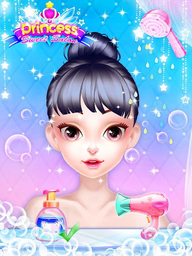 Princess Dress up Games - Princess Fashion Salon 1.30 Screenshots 4