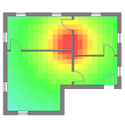 WiFi Heatmap - network analyzer&signal meter