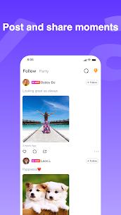 Haya – Group Voice Chat App MOD APK (Premium) 4