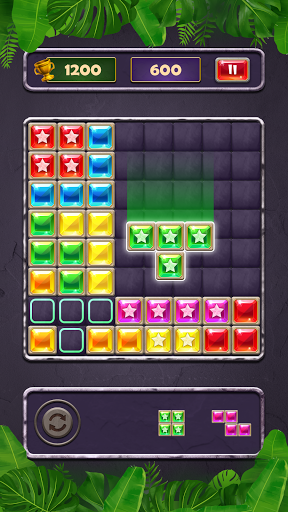 Block Puzzle Classic - Brick Block Puzzle Game apkpoly screenshots 2