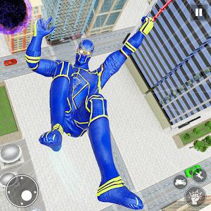 Black Hole Hero Crime City Sim