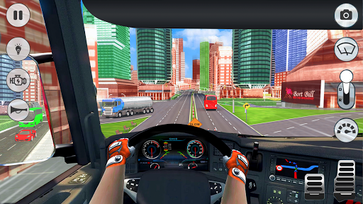 City Coach Bus Driver 3D Bus Simulator APK MOD (Astuce) screenshots 5