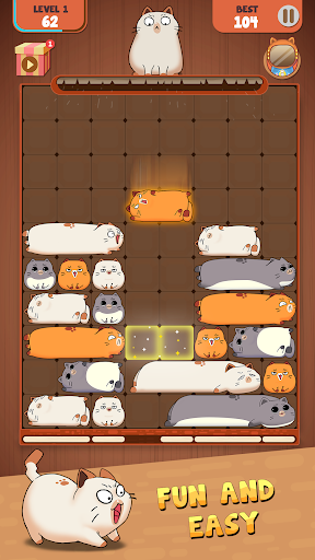 Haru Cats: Slide Block Puzzle 1.4.10 screenshots 7